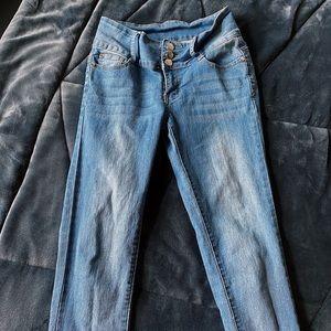 Fashion Nova 3 Button Jeans